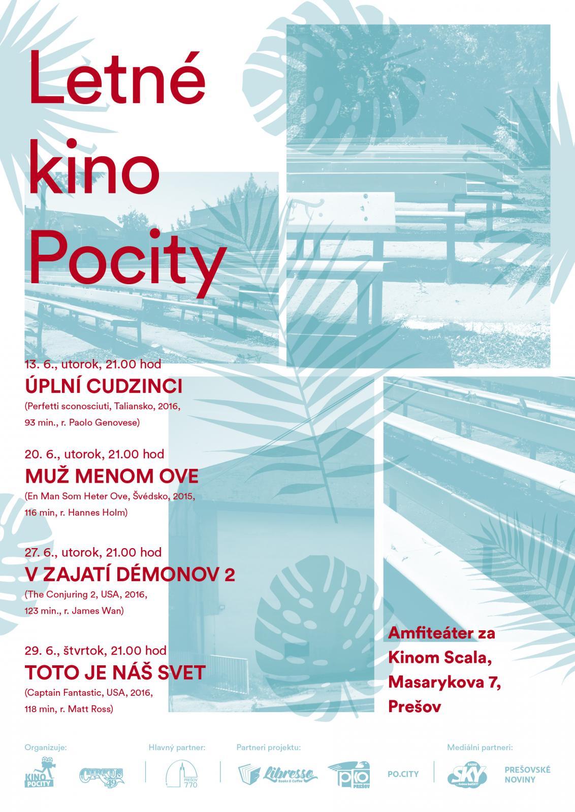 d08d068a8 Kino Pocity v lete premieta v záhradnom kine