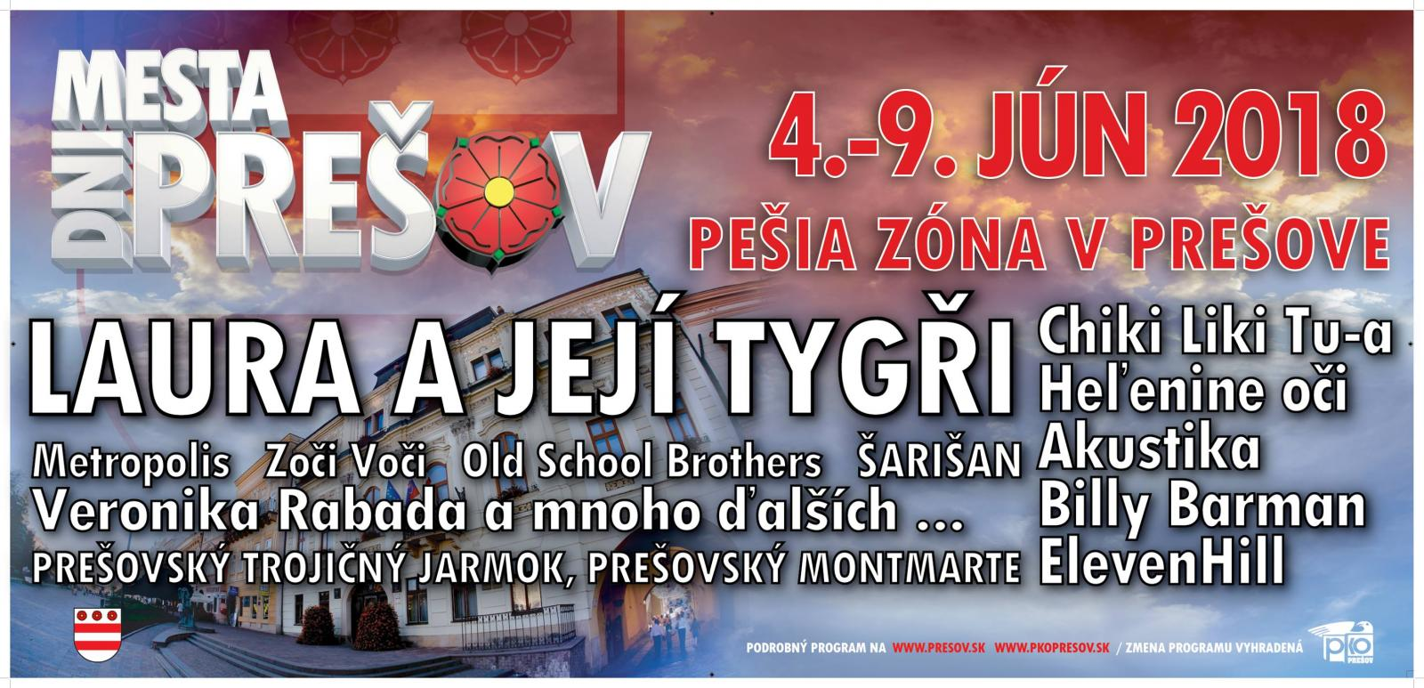 f0c55d131239 Mesto Prešov - Oficiálne stránky mesta