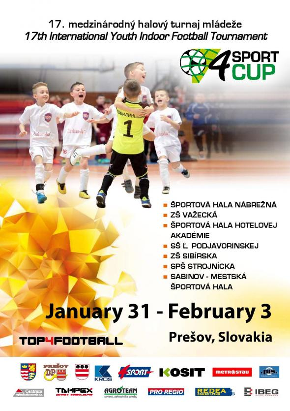 4 SPORT CUP 2019