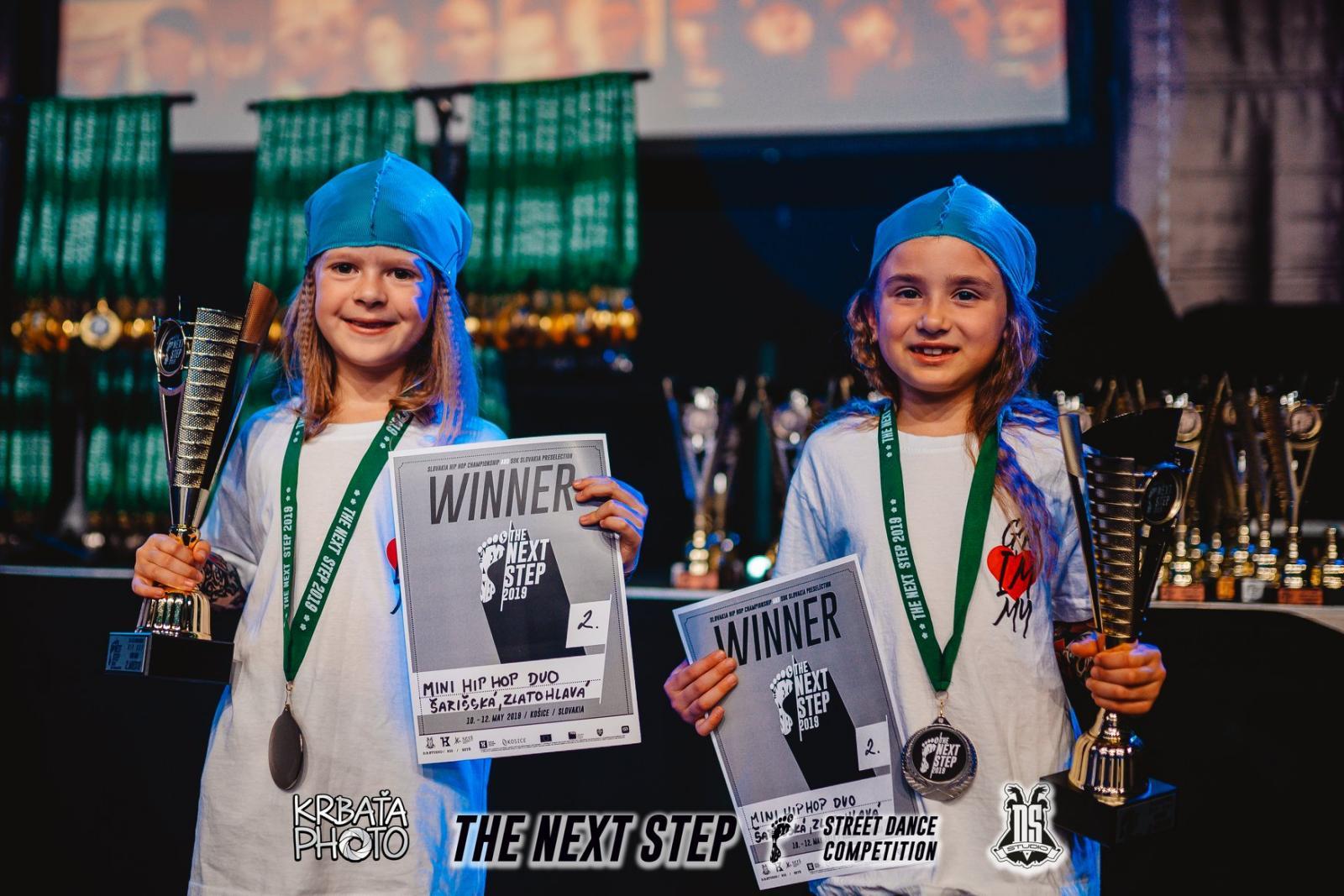Tanečníci z GRIMMY získali 8 titulov MAJSTRA SR 2019 v Hip