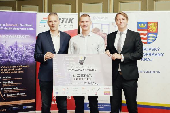 Programátori navrhli ďalšie šikovné riešenia pre Prešov