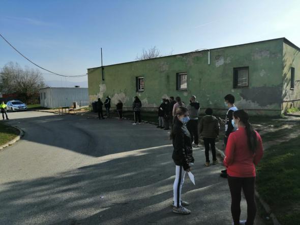 AKTUALIZÁCIA: Priebeh 2. kola celoplošného testovania v Prešove