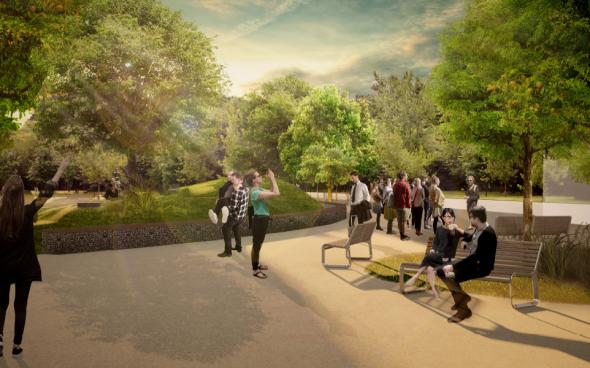 Mesto Prešov zrevitalizuje park Vlada Clementisa
